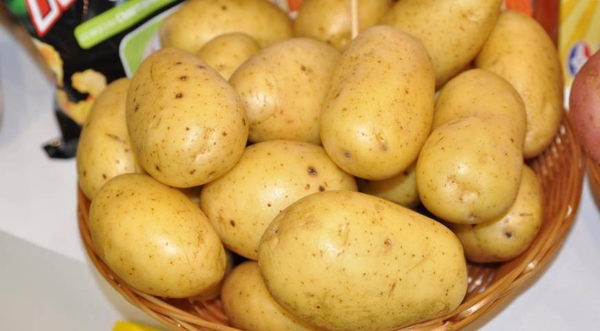 "Сорт картофеля ""Королева Анна"" - характеристика и отзывы"